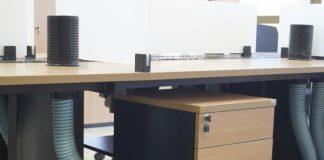 Microclimatização, ventilação personalizada e desacoplamento entre cargas com escalonamento energético