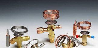 Como diagnosticar falhas na válvula de expansão termostática