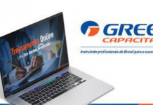 Gree lança plataforma online gratuita para treinamento de técnicos instaladores